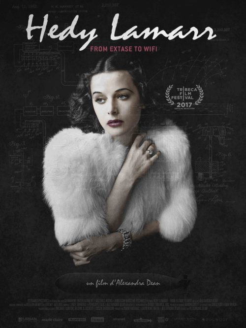Urban Boutiq - Hedy Lamarr : From Extase to WiFi