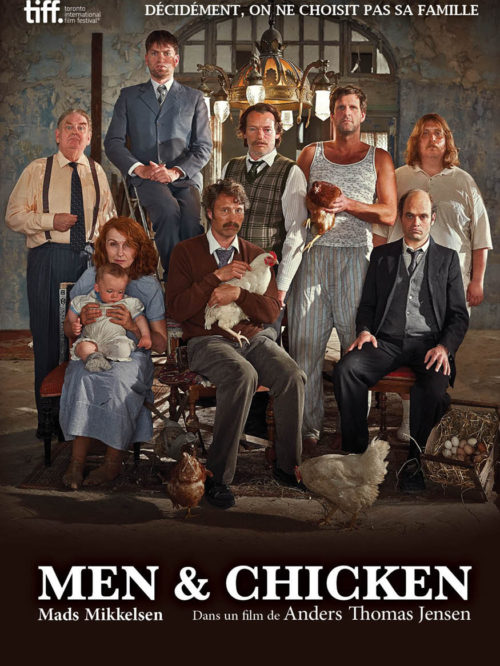 Urban Boutiq - Men & Chicken