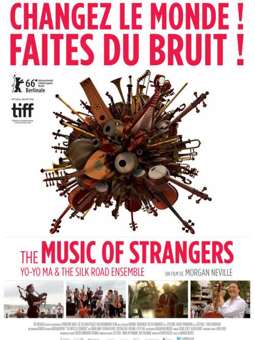 Urban Boutiq - The Music of Strangers