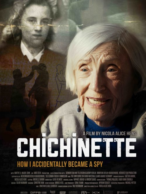 Urban Boutiq - Chichinette: How I Accidentally Became a Spy