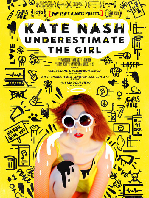 Urban Boutiq - Kate Nash: Underestimate The Girl