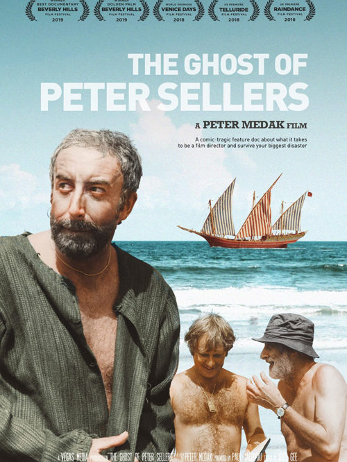 Urban Boutiq - The Ghost of Peter Sellers