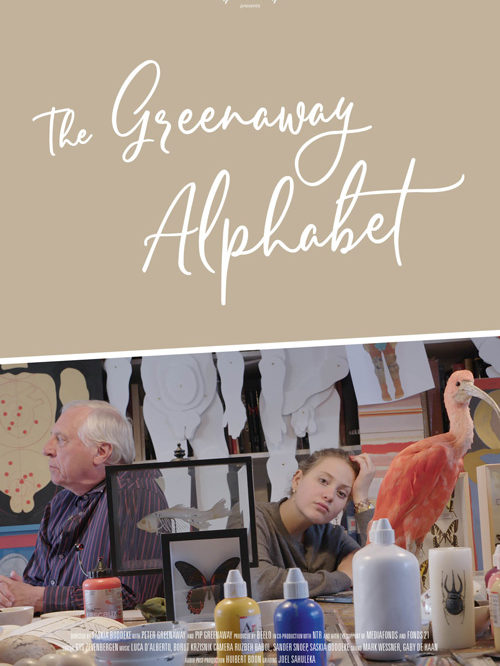 Urban Boutiq - The Greenaway Alphabet