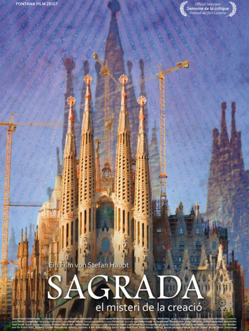 Urban Boutiq - Sagrada Familia, The Mystery of Creation