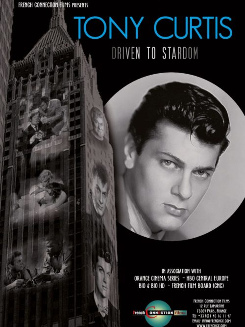 Urban Boutiq - Tony Curtis: Driven to Stardom
