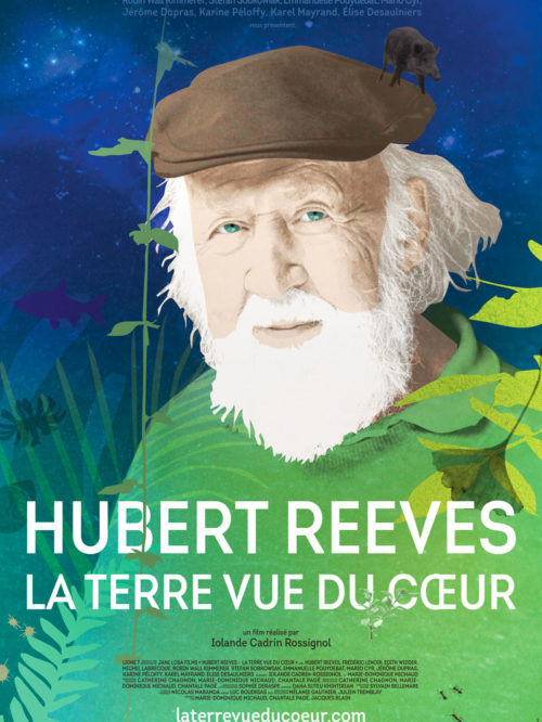 Urban Boutiq - Hubert Reeves – La Terre vue du coeur