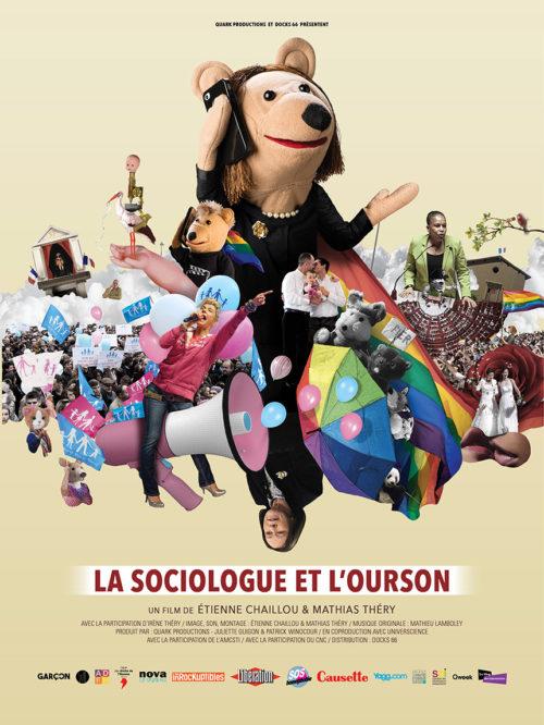 Urban Boutiq - La sociologue et l'ourson